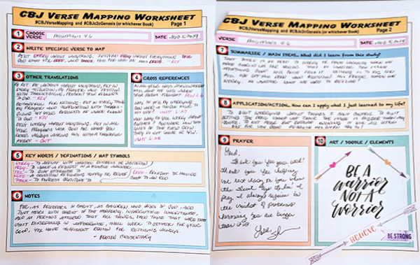 image relating to Verse Mapping Printable titled August 2019 Verse Mapping Innovative-Bible-Journaling