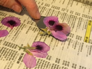 flower spatula