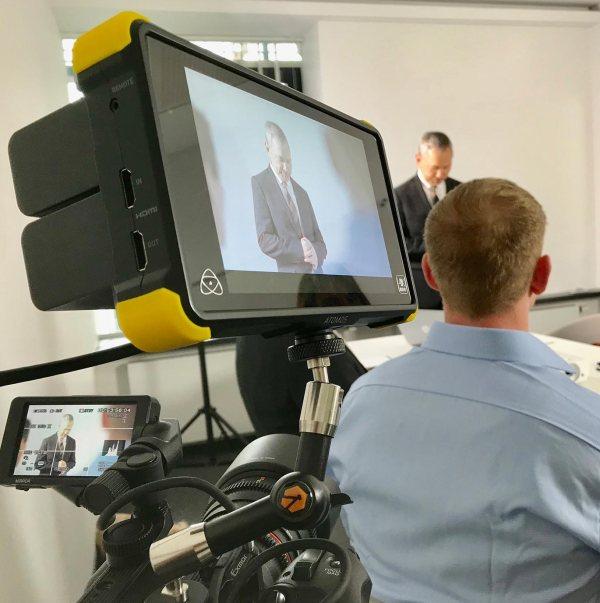 creative-eye.de Filmproduktion behind the scenes