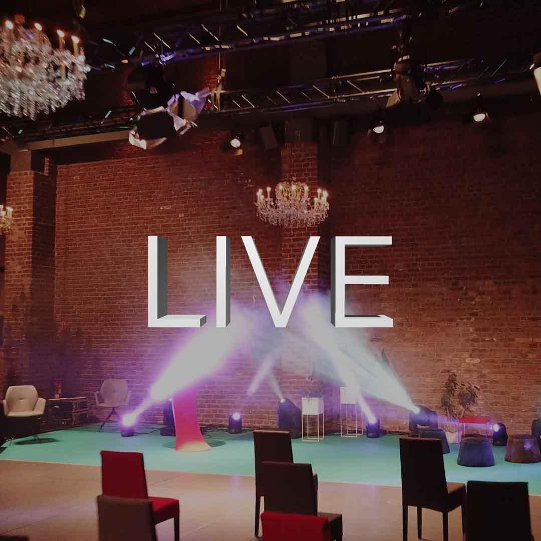 Live-Streaming in Köln