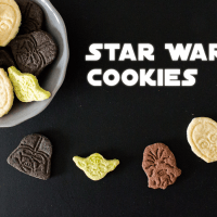 Star Wars Cookies - Happy Star Wars Day!