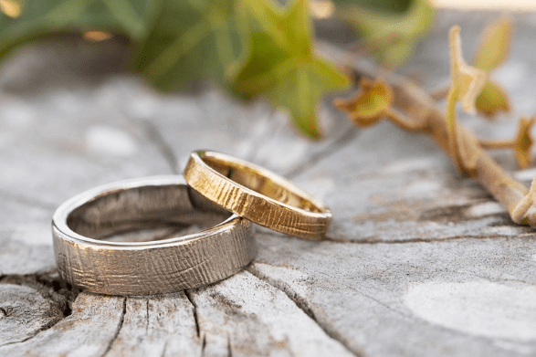 unique wedding rings for marriage ceremony