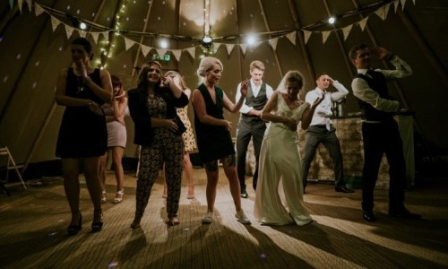 Great music can make your wedding fun and get people dancing