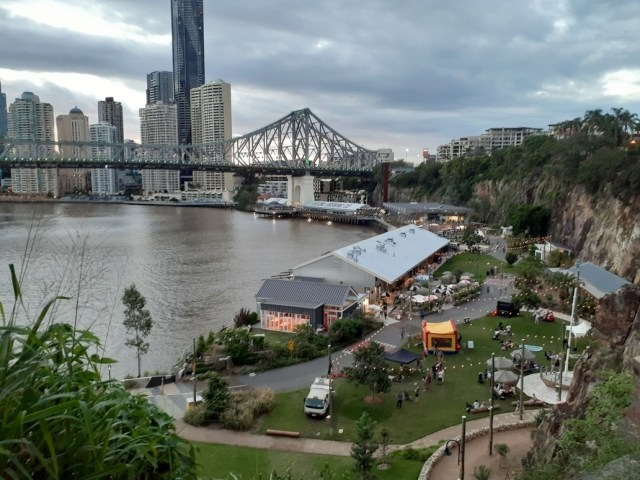 Howard Smith Wharves surprise wedding venue