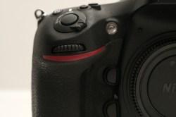 中古カメラはシャッターボタン下の汚れで程度をチェック