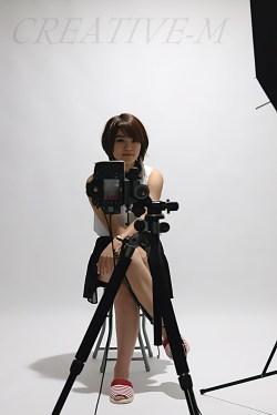 ポートレート写真:ストロボ撮影時の流れ_ライティングセット 31㎜ 1/125 f4.0 ISO1400