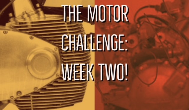 "Creative Riding Episode 96: ""Motor Challenge Week Two"""