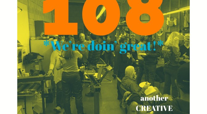 "Creative Riding Episode 108 ""We're Doin' Great"""