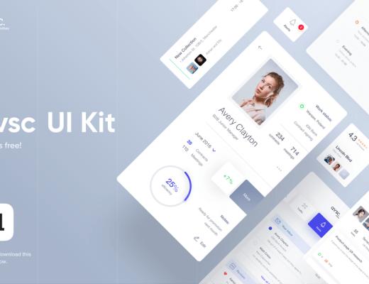Free UI Kit AVSC