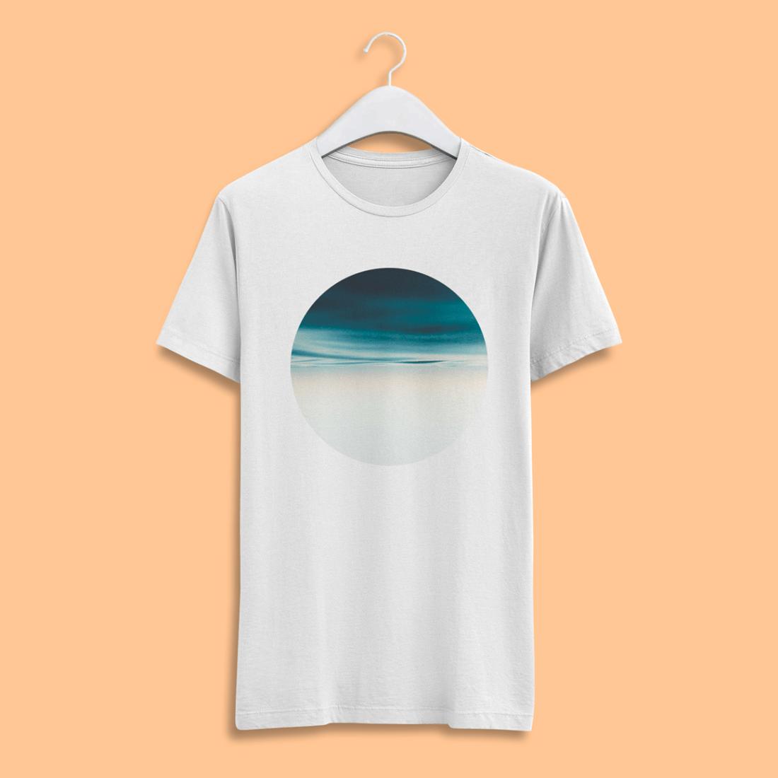 realistic t-shirt mockup