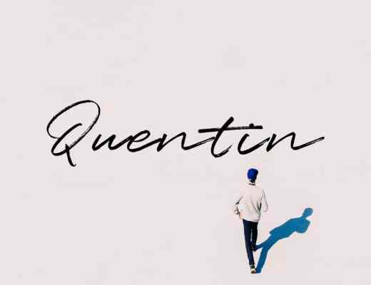 Quentin Free Font