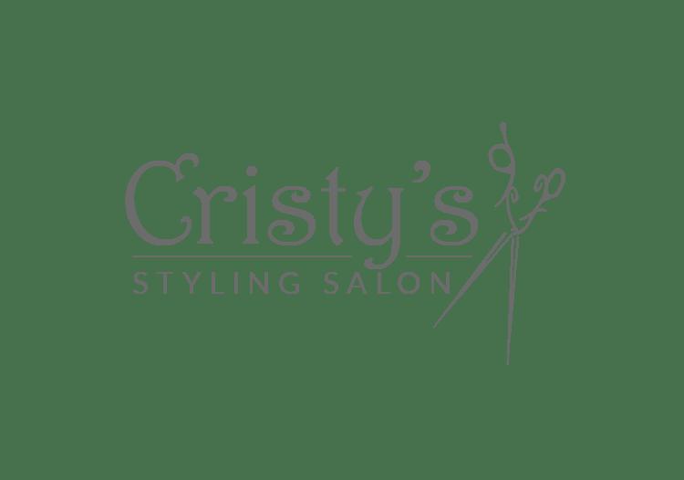 Cristy's Styling Salon Logo