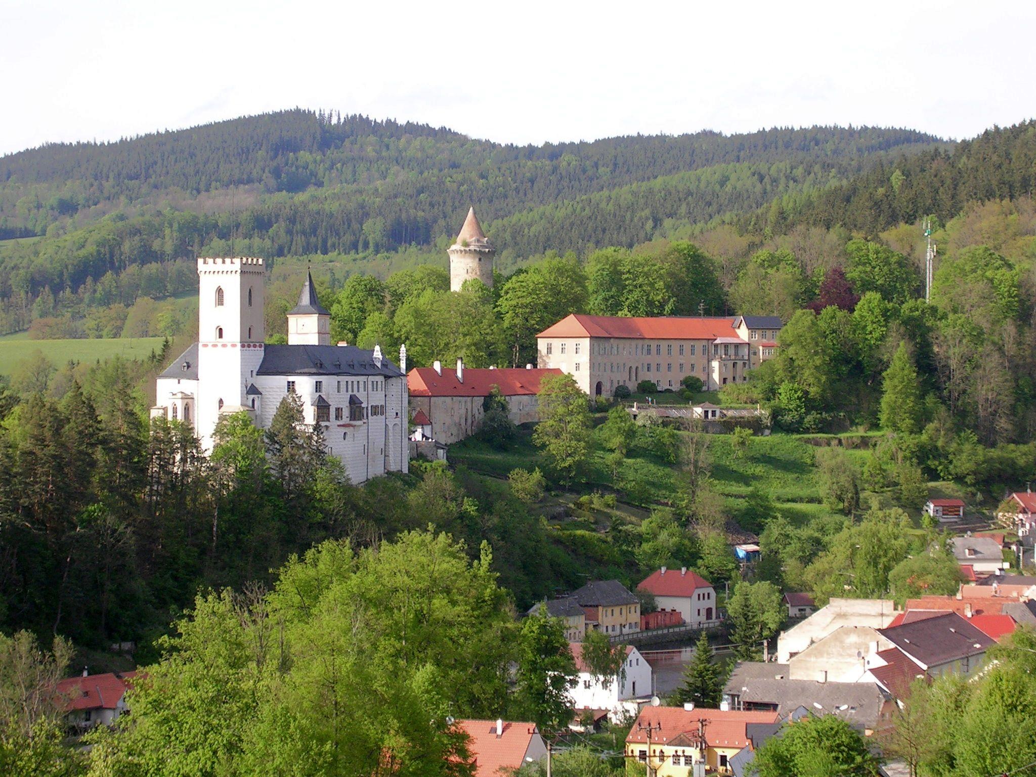Rožmberk castle © Sju