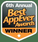 2013 Best AppEverAwards Winner