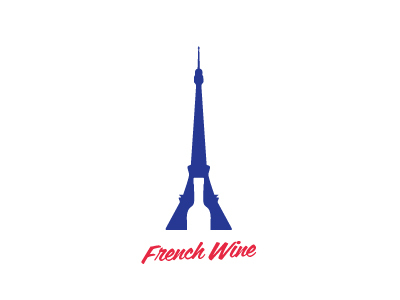 French Wine Logo