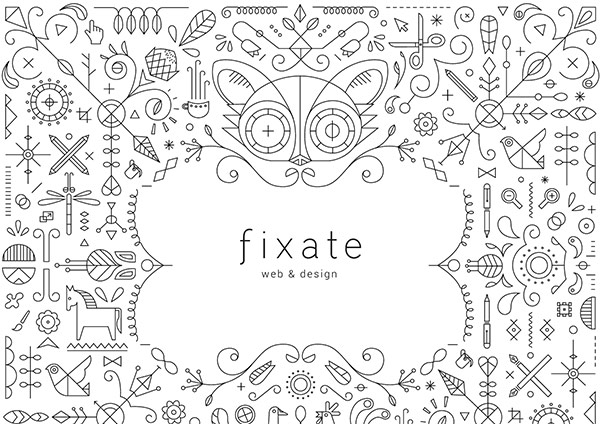 Illustration from Fixate