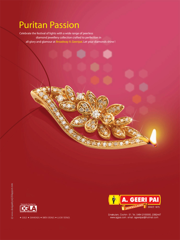 Seasonal Promotion - Geeripai Diwali Ad