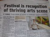 reCOGnition in the Hull Daily Mail