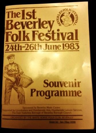 beverley fest 1983