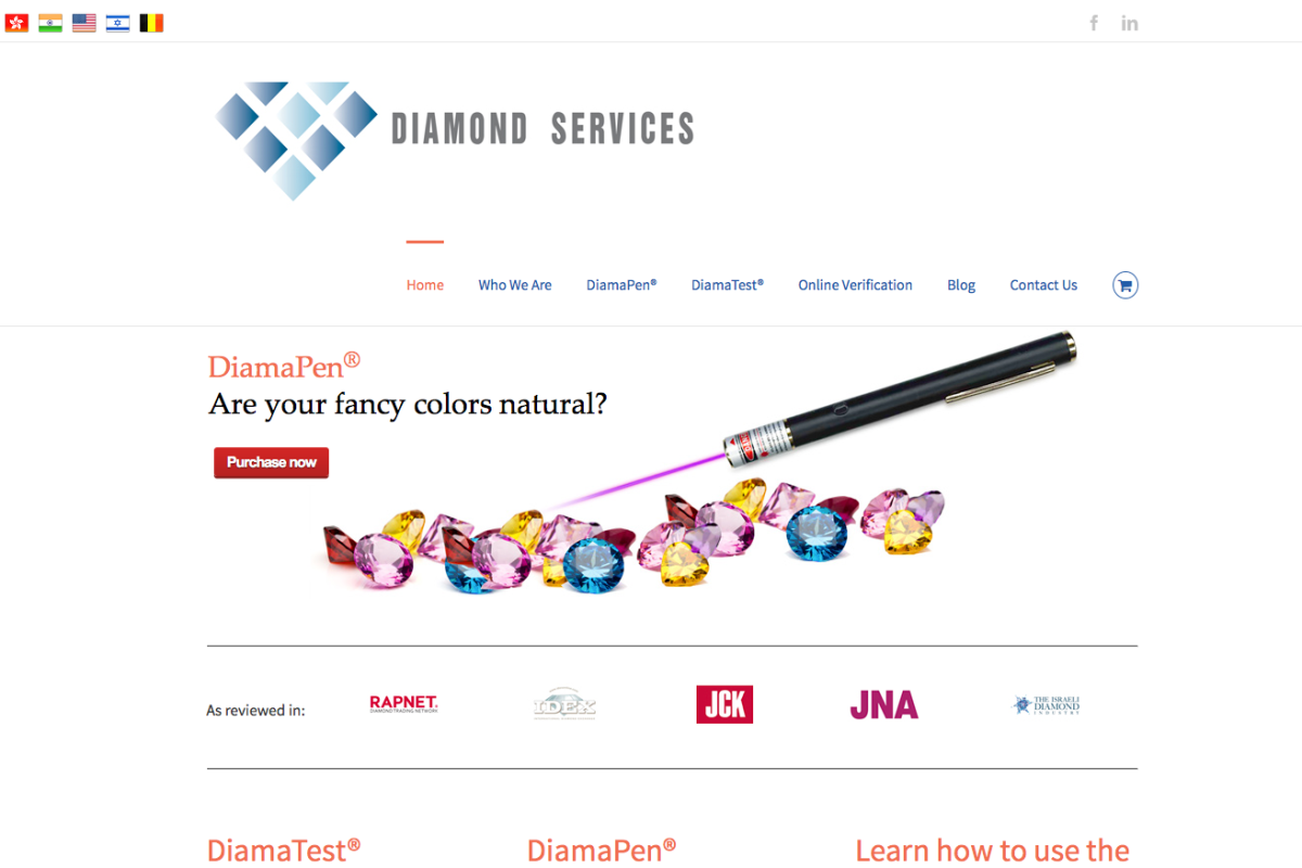 Diamond Services Ltd