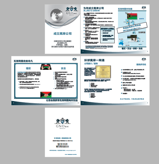 GNOne brochure in Chinese