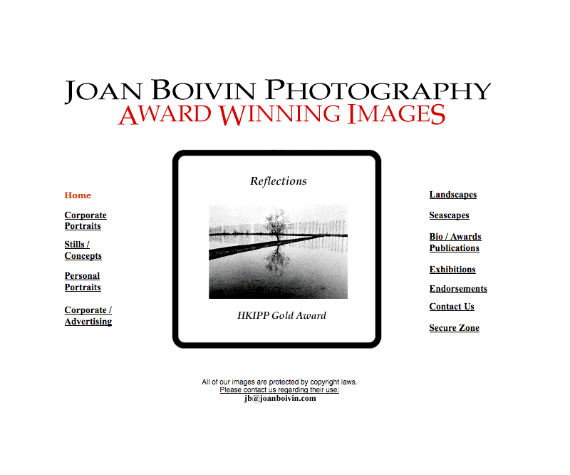 Joan Boivin Photography