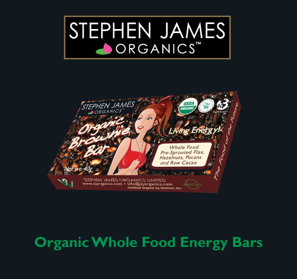 SJO Brownie Energy Bar