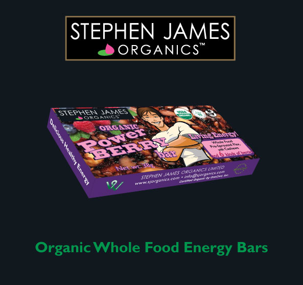 SJO Power Berry Energy Bar