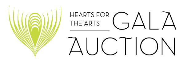 Hearts for the Arts Gala Auction is February 18th!