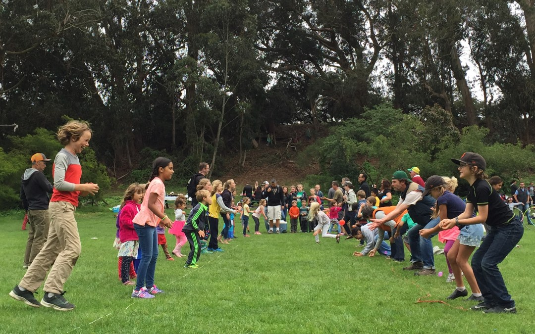 All School Picnic, August 27, 11am-4pm, Lindley Meadow GGP