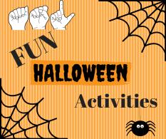 Fun Halloween Activities For The Classroom Creative Asl