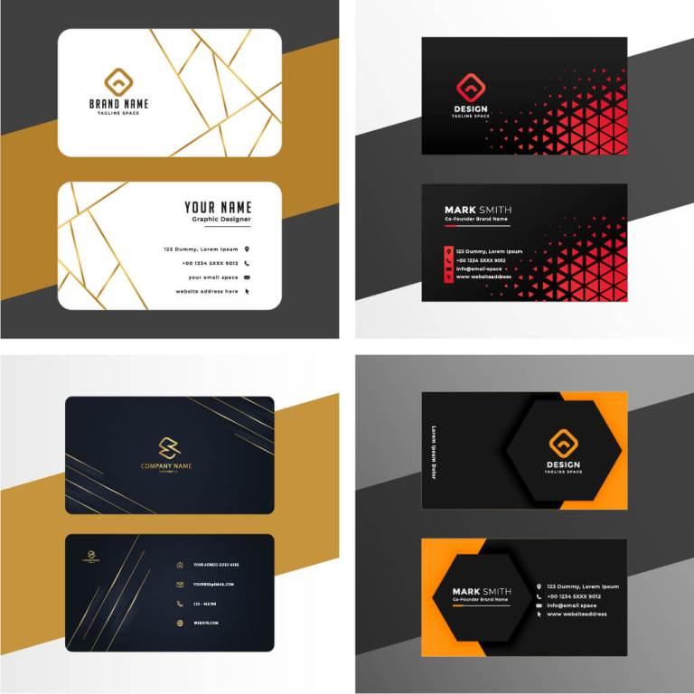 Business Card Deesign