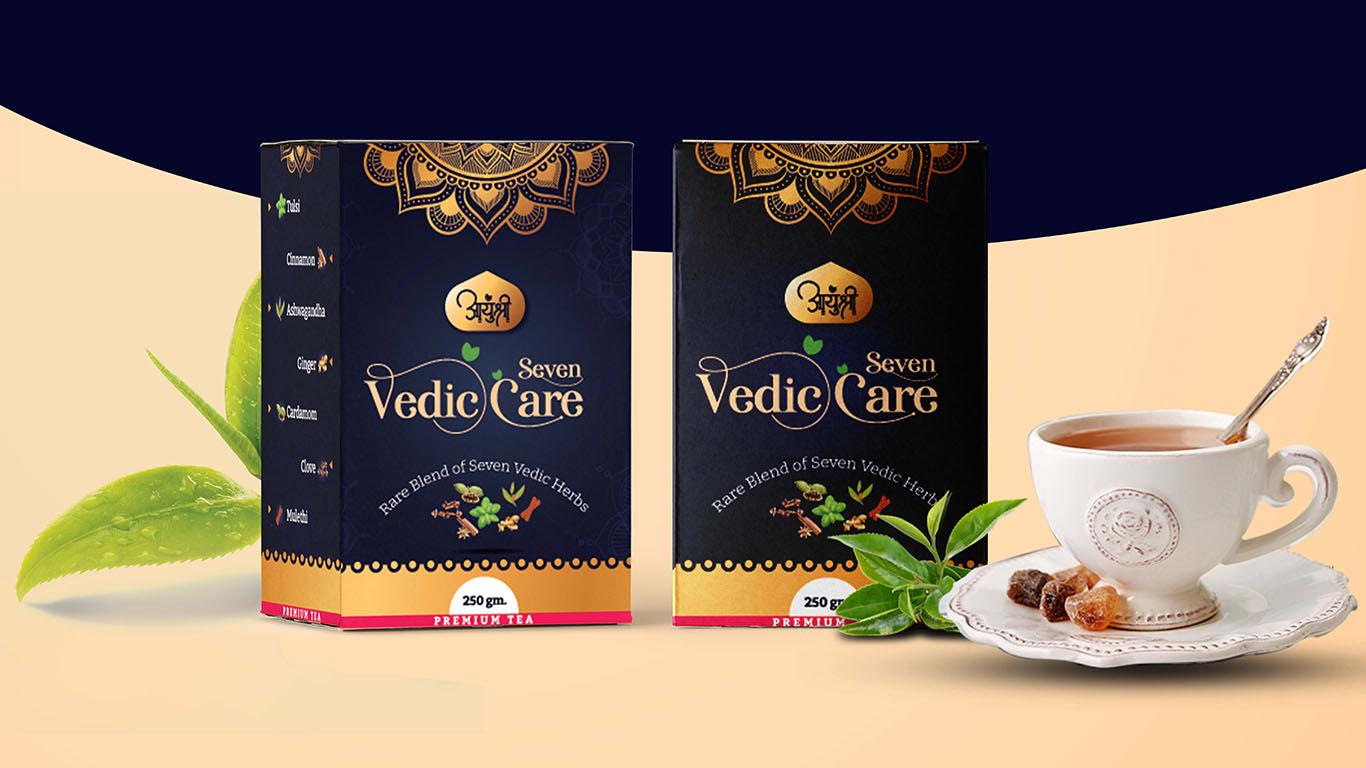 Tea Packaging Design by Creative Banda