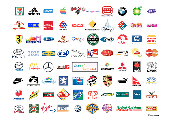 Most Famous Restaurant Logos
