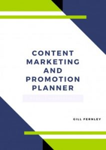 Content Marketing and Promotion Planner