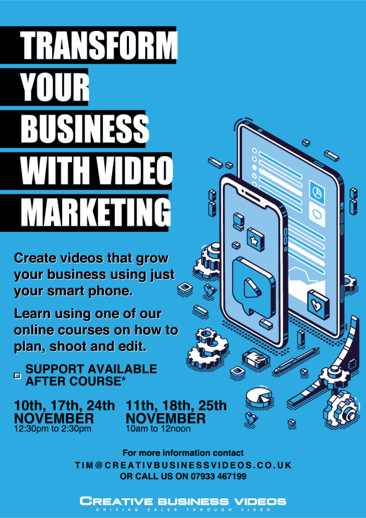 ONLINE VIDEO COURSE FOR BUSINESS OWNER -01