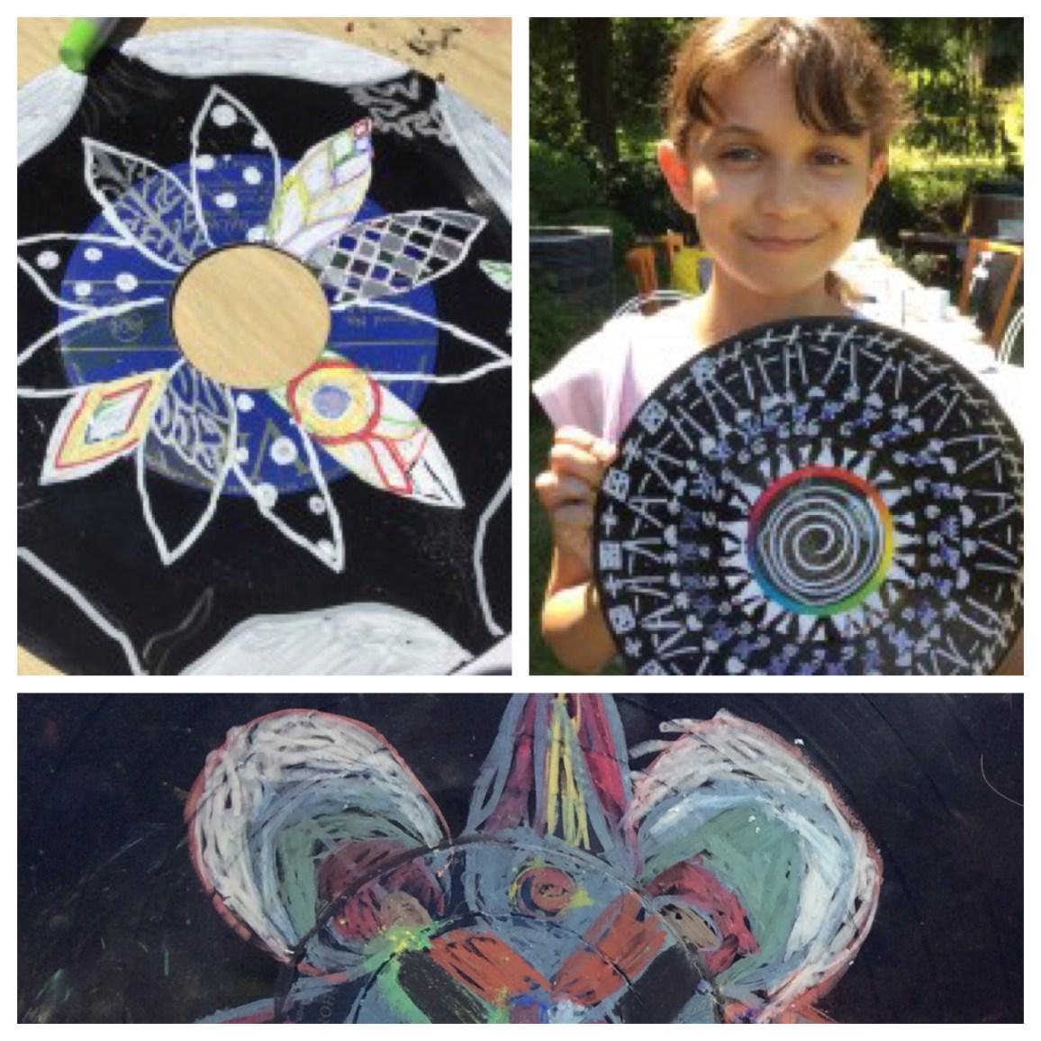Kids Nature Art camp
