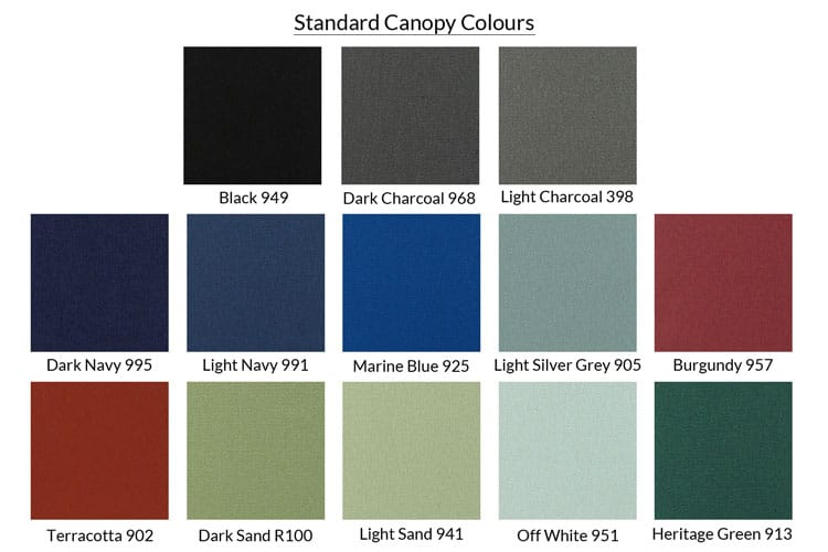 Standard-Canopy-Colours