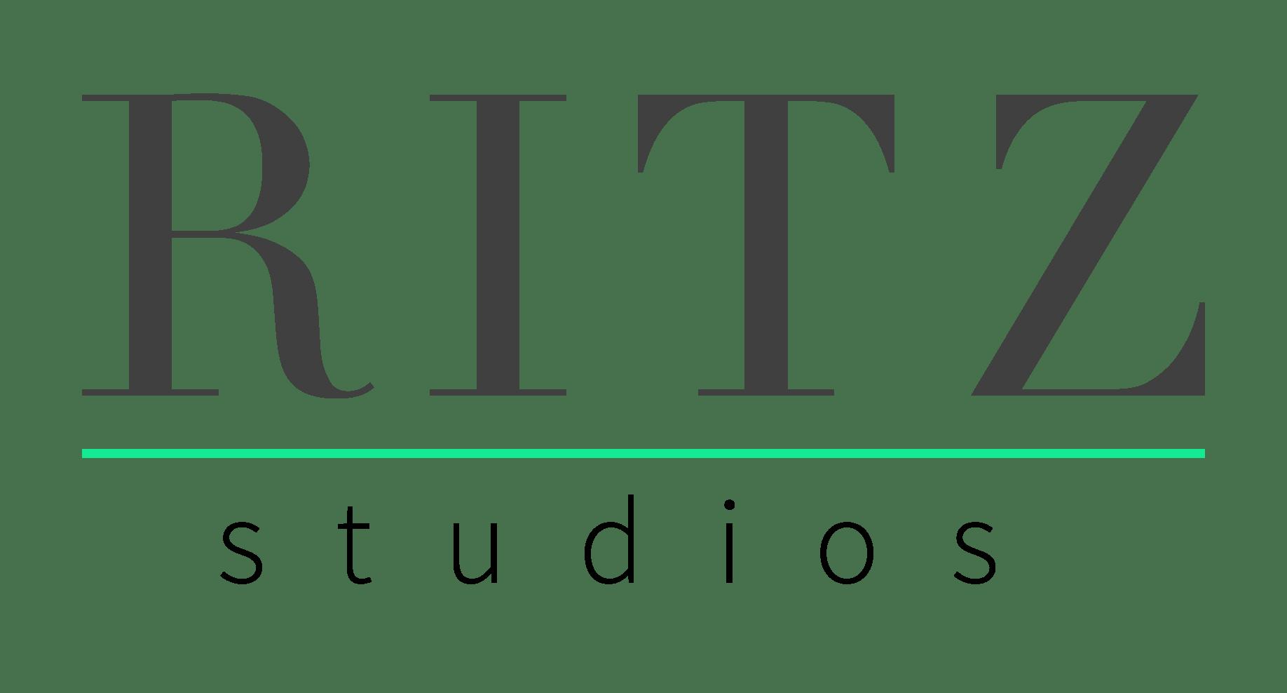 Ritz Studios Charlotte Logo