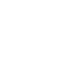 Creative Canvas Productions Logo In White