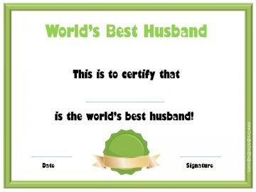 World's Best Husband