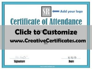 Certificate Of Attendance Template Free from i2.wp.com