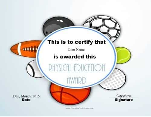 sport printable