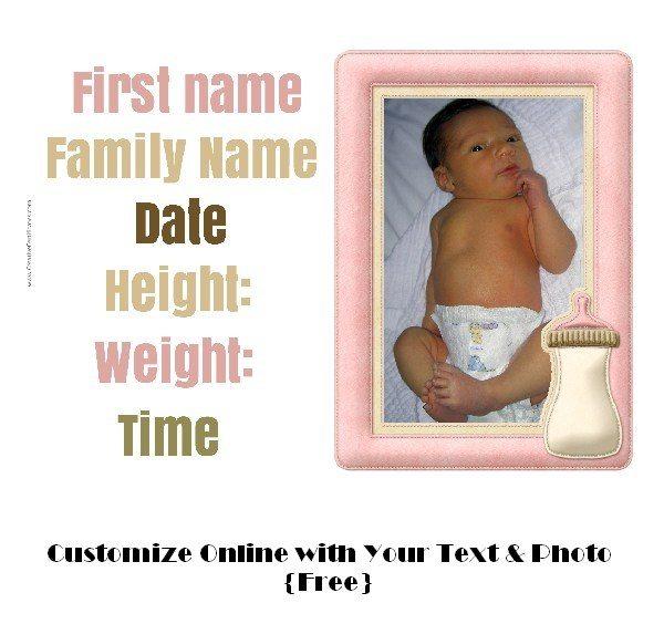 Birth certificate