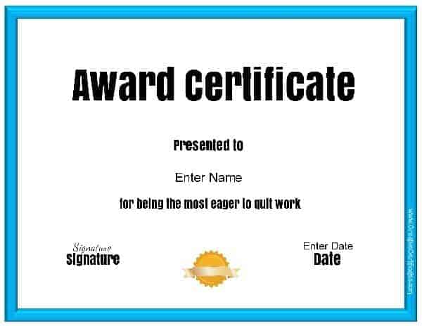 Funny Office Certificate Ideas from i2.wp.com