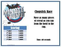 chopstick-race