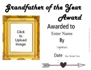 Printable for grandparents day