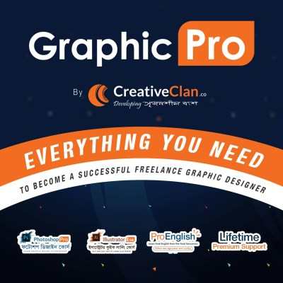 Graphic Pro by Creative Clan