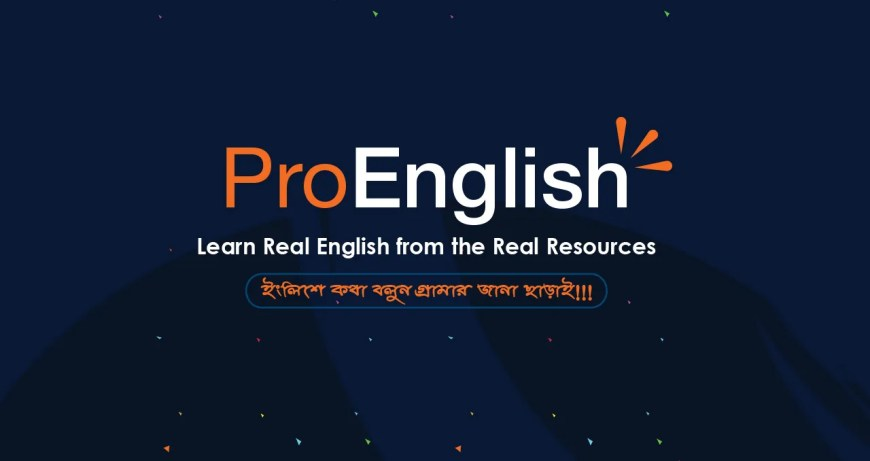 ProEnglish Course