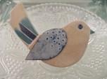 Clay Bird 2
